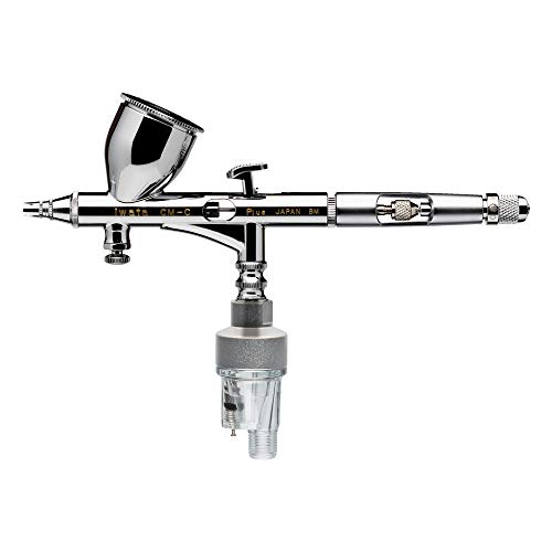 Iwata-Medea Custom Micron Plus Dual Action Large Gravity Feed Cup