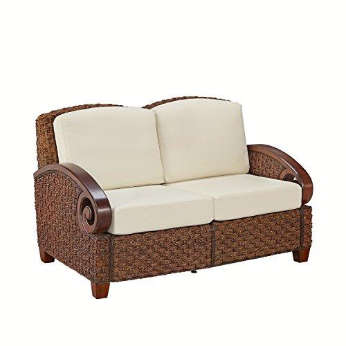Cabana Banana III Cinnamon Love Seat by Home Styles (Cabana Banana Iii Love Seat By Home Styles)