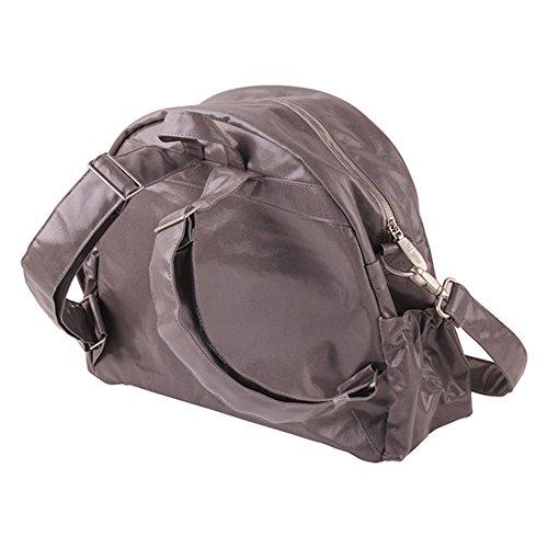 """Minene - bolsa de pañales """"Ella"""", Grey (gris claro)"""