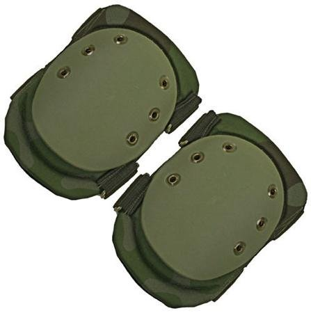 Rothco Men's Paintball Knee Pads - One Size Fits All - Woodland Camo ()