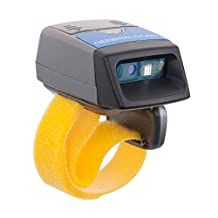 Generalscan GS R1500BT 2D Imager Mini Bluetooth Wearable Ring Barcode Scanner For Warehouse Management