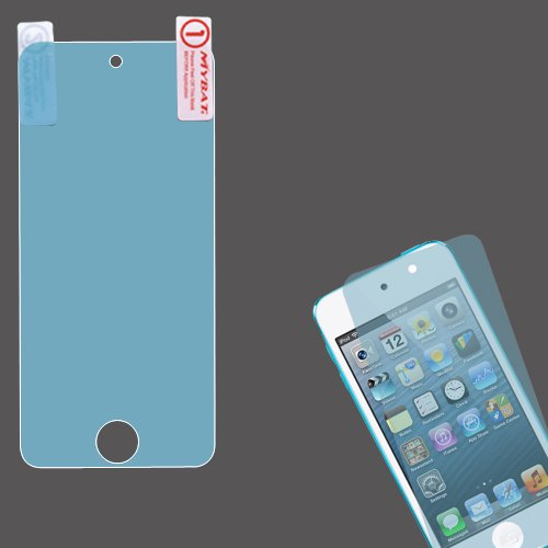 Blue Tint Clear Film Screen Protector for Apple iPod Touch - Of Blue Tints