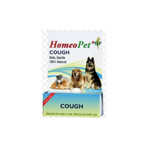 well-wreapped Homeopet Cough
