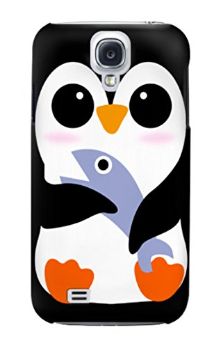 R2631 Cute Baby Penguin Case Cover For Samsung Galaxy S4