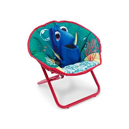 Delta Children Saucer Chair Finding Dory Bed TC85956FD