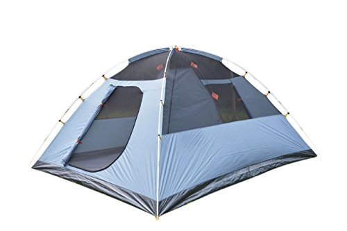NTK COLORADO GT 3 to 4 Person 7 by 7 Foot Sport Family Camping Dome Tent 100% Waterproof 2500mm