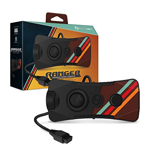 "Hyperkin ""Ranger"" Premium Wired Gamepad for Atari 2600 / RetroN 77"