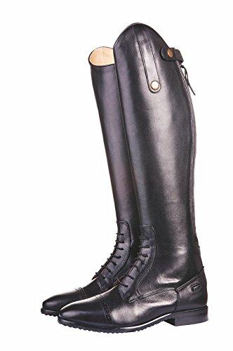 Stivali da equitazione–Valencia, Standard lunghezza/larghezza, colore: cognac, taglia: 40