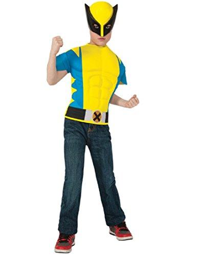 Boy's Wolverine Costume Kit