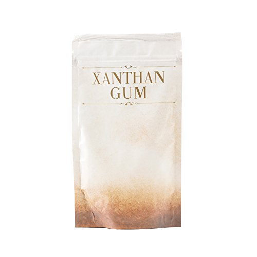 Xanthan Gum Powder 100g - 0.1% Suspension