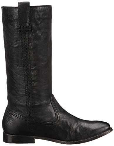 mujer Mid Tire Frye Slouch 71051 de Black Boot asv la Anna on gqaqpZ