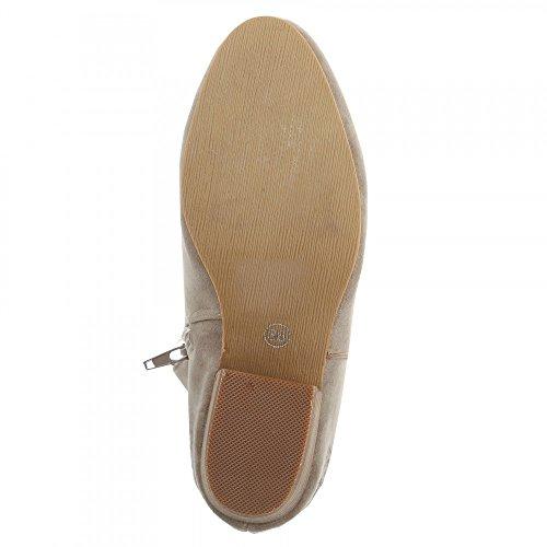 Blink - Botas para mujer Marrón - marrón claro