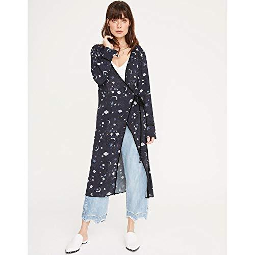 Vestido Crepe Kimono-Estampado-P