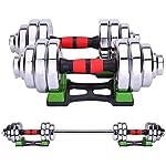 AOLI-Set-di-manubri-regolabili-Attrezzatura-da-uomo-per-il-fitness-Manubri-Bilanciere-Combinazione-Attrezzature-per-il-fitness-Manubri15kg-75kg-2