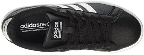Sneakers Cblack Advantage Ftwwht Cblack Basses Cloudfoam Noir adidas Femme fKzOywZAnq