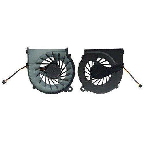 wangpeng® New Cpu Cooling Fan Replacement for HP Pavilion g6-1b54ca g6-1b55ca g6-1b58ca g6-1b59ca g6-1b59wm Special Edition g6-1b60us g6-1b61ca g6-1b61nr g6-1b66nr g6-1b67ca g6-1b67cl g6-1b68nr g6-1b70us g6-1b71he g6-1b74ca g6-1b75ca g6-1b76us g6-1b78n