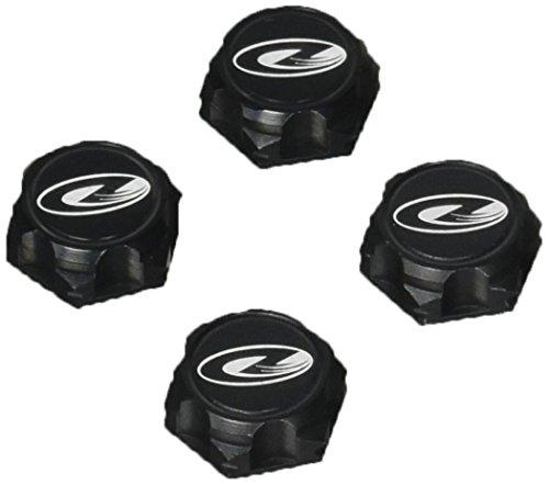 DuraTrax 1/8 Serrated Wheel Nut M12 X 1.25 Black (4) ()