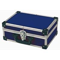 Ironside Aluminium gereedschapskoffer, blauw