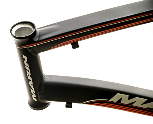 2013 Marin Mill Valley 15'' 700c Hybrid / Road Bike Alloy Frame Black / Red NEW by Marin (Image #4)