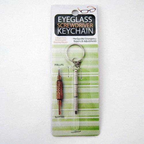 Precision Eyeglass Screwdriver Keychain Sunglasses
