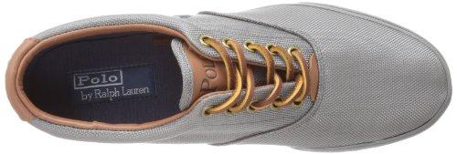 Grey Charcoal Polo Vaughn Lauren Mens Nylon Sneaker Nylon Ralph 0q0ZHWO