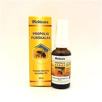 Amazon com: Medicata Propolis Tincture Spray 30ml: Health