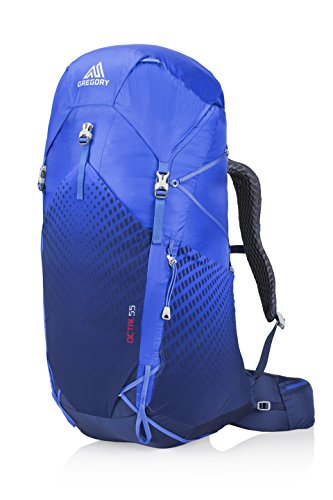 Gregory Mountain Products Women's Octal 55 Liter Backpack, Monarch Blue, Medium
