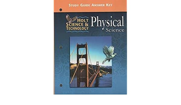 Holt science and technology homework help