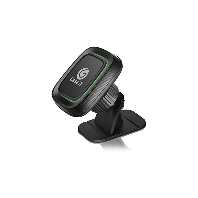 GearIT Magnetic Phone Car Mount, Dashboa