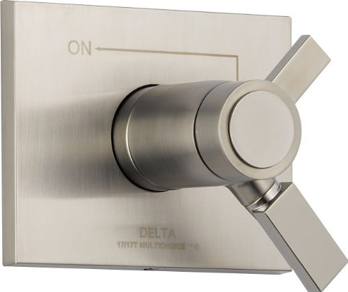 Delta T17T053-SS Vero Tempassure 17T Series Valve Trim Only, Stainless