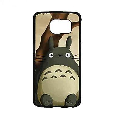 Mein Nachbar Totoro Schutzhülle/Hülle,Totoro japanischer Anime-Film Hülle Silikon,Klassische Telefon-Kasten Totoro Hülle für