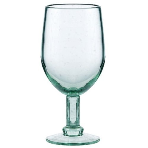 Essentials Recycled Purpose Bubble Goblet