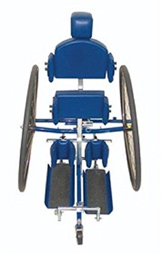 Alimed Wheelie II Mobile Prone Stand ,Purple Frame, (Prone Mobile)