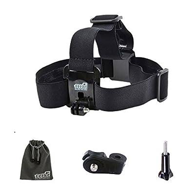 EEEKit Head Strap Mount For VTech Kidizoom Action Cam