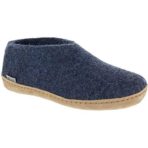 Jeans Slippers Unisex Grey Glerups Glerups Unisex xqZwY1q