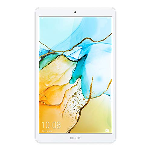 HONOR Pad 5 (20.3cm 8″ Full HD Display, Wi-Fi + 4G LTE, 4+64GB, Dual Stereo Speakers, Dolby Atmos Surround Sound, GPU Turbo 2.0, Face Unlocking, Glacial Blue)