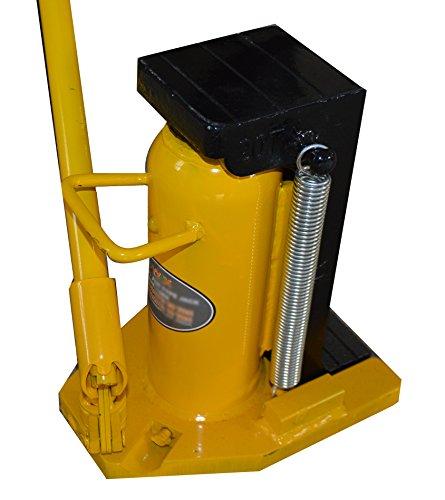 Techtongda Hydraulic Machine Toe Jack Lift (5/10t)