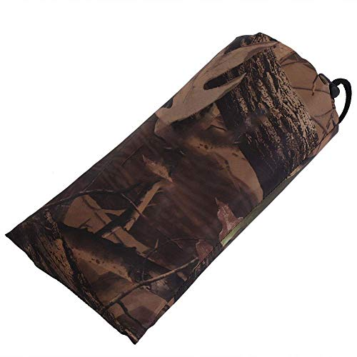 Huakii Tent Tarp, Waterproof Camping Shelter Tarp Cover for Outdoor Use.