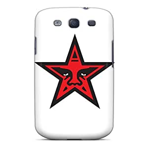 New Fashionable Mialisabblake NaoaFzo3185aHjcm Cover Case Specially Made For Galaxy S3(obey)