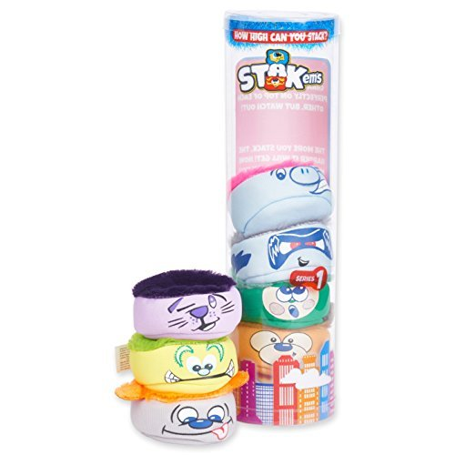 Stakems Stacking Stack Up Toy Games For Baby Girl and Boy, T