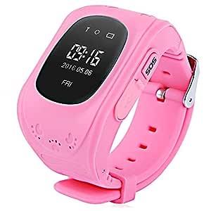 Reloj GPS Niño Inteligente Smartwatch Tracker Rastreador ...