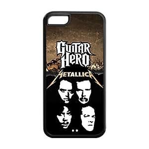 MMZ DIY PHONE CASESpecial Designer American Heavy Metal Metallica Silicon ipod touch 5 Case, Snap on Protective Metallica ipod touch 5 Case