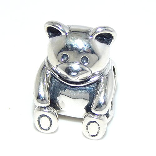 "925 Sterling Silver ""Teddy..."