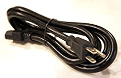 Heavy Duty 14 AWG AC 3 prong Power Cord for Guitar Amplifier Musical Amp.