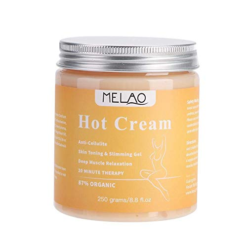 MQ Anti Cellulite Cream 250g Anti Aging Body Treatment Body Slimming Firming Cream Fat Burner Hot Cream New Year Gift for Tightening Skin Body Shaper