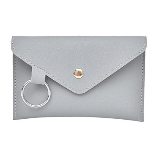 48407cd5eec0 Fashion Women Girl American Style Crossbody Mini Waist Bag Fanny Packs  (Gray)