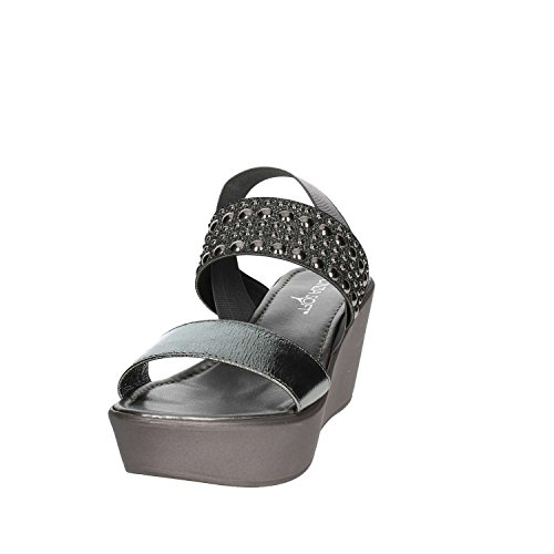 Cinzia Soft IAD19494001 Sandal Women Charcoal Grey NMnY4krD