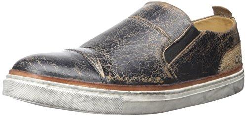 Bed|Stu Men's Count Fashion Sneaker, Black Lux, 10 M US