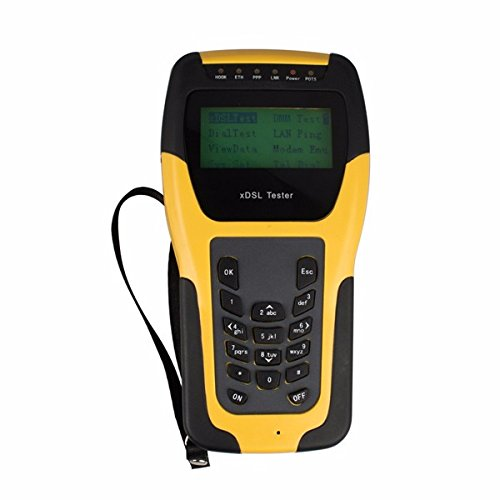 ST332B VDSL Tester (ADSL,ADSL2+. READSL,VDSL2) xDSL Line Test Equipment DSL Physical Layer Test