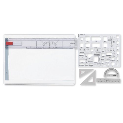 Koh-i-noor 522130int Interior Design Draft Kit - White by Koh-I-Noor by KOH-I-NOOR